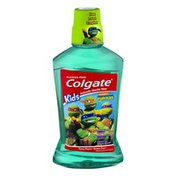 Colgate Kids Anticavity Fluoride Rinse Nickelodeon Teenage Mutant Ninja Turtles