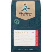 Caribou Coffee Tanzania Dark Roast Whole Bean Coffee