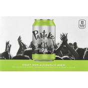 Partake Brewing Beer, IPA
