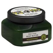 Andalou Naturals Body Butter, Nourishing, Kukui Cocoa