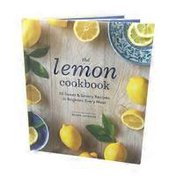 Sasquatch Books The Lemon Cookbook