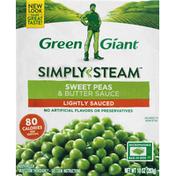 Green Giant Sweet Peas & Butter Sauce
