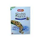 Familia Swiss Balance Swiss Muesli Cereal, Blueberries & Quinoa