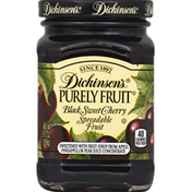 Dickinson's Spreadable Fruit, Black Sweet Cherry