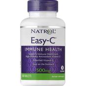 Natrol Immune Health, Easy-C, 500 mg, Tablets