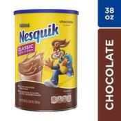 Nestle Nesquik Chocolate Powder Drink Mix