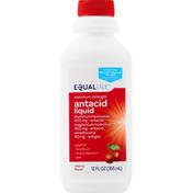 Equaline Antacid Liquid, Cherry Flavor, Maximum Strength