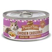 Merrick Purrfect Bistro Chicken Casserole Grain Free Morsels in Gravy Canned Cat Food
