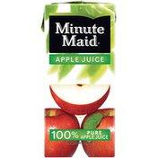 Minute Maid 100% Pure Apple Juice