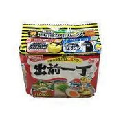 Nissin Sesame Oil Ramen Noodle