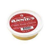 Annie's Spread Cashew, Sesame & Pimento Non - Dairy Spread