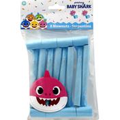 Unique Blowouts, Baby Shark