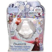 Frozen II Fizzy Necklace Activity