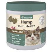 NaturVet Sc Joint Hemp Cat Supplement
