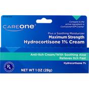 CareOne Hydrocortizone 1% Cream