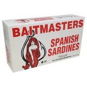 Aylesworths Sardines, Spanish
