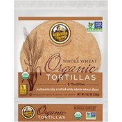 La Tortilla Factory Whole Wheat Organic Tortillas