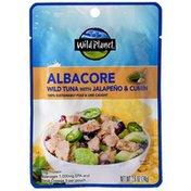 Wild Planet Albacore Wild Tuna With Jalape�o & Cumin Single-Serve Pouch