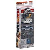 Matchbox Toy, Island Transport Team, Jurassic World