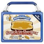 Better'n Peanut Butter Cracker Snack