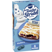 Pillsbury Toaster Strudel Blueberry Toaster Pastries
