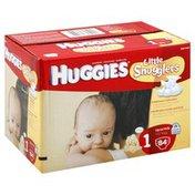 Huggies Diapers, Size 1 (up to 14 lb), Disney Winnie the Pooh, Big Pak