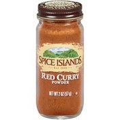 Spice Islands Red Curry Powder