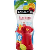 Daily's Hurricane, Frozen