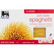 Food Lion Pot Ready Spaghetti