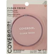 CoverGirl Pressed Powder, Fair 120