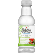 Nature's Promise Unsweetened Water Beverage Watermelon