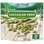Cascadian Farm Organic, Edamame, Premium Frozen Vegetables, Non-GMO