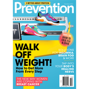 Prevention Magazine, October 2021