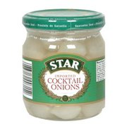 Star Cocktail Onions