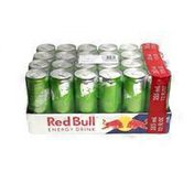 Red Bull Energy Drink Summer Edition Can