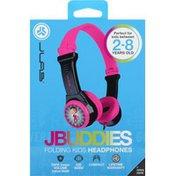 JLab Headphones, Folding, Kids