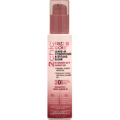 Giovanni Leave-In Conditoning & Styling Elixir, Shea Butter + Sweet Almond, Frizz Be Gone