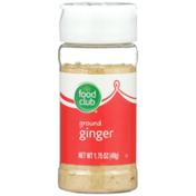 Food Club Ground Ginger