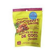 Jamaican Coconut Drops With Ginger