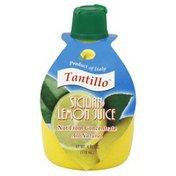 Tantillo Lemon Juice, Sicilian