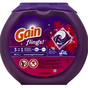 Gain Detergent, 3 in 1, Moonlight Breeze