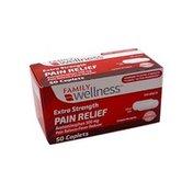 Family Wellness Acetaminophen Caplets