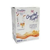 Crystal Light Drink Mix, Classic Orange