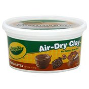 Crayola Clay, Air-Dry, Terra Cotta