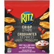 Ritz Christie Ritz Crisp & Thins Sweet Chili & Sour Cream Chips