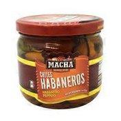 Macha Chiles Habaneros