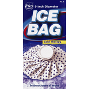 Cara Ice Bag, Cold Therapy, 9 Inch Diameter