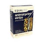 Equaline Animal Print Bandages