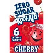 Kool-Aid On the Go Zero Sugar Cherry Zero Calorie Drink Mix
