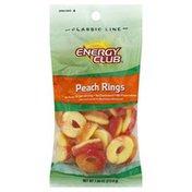 Energy Club Peach Rings